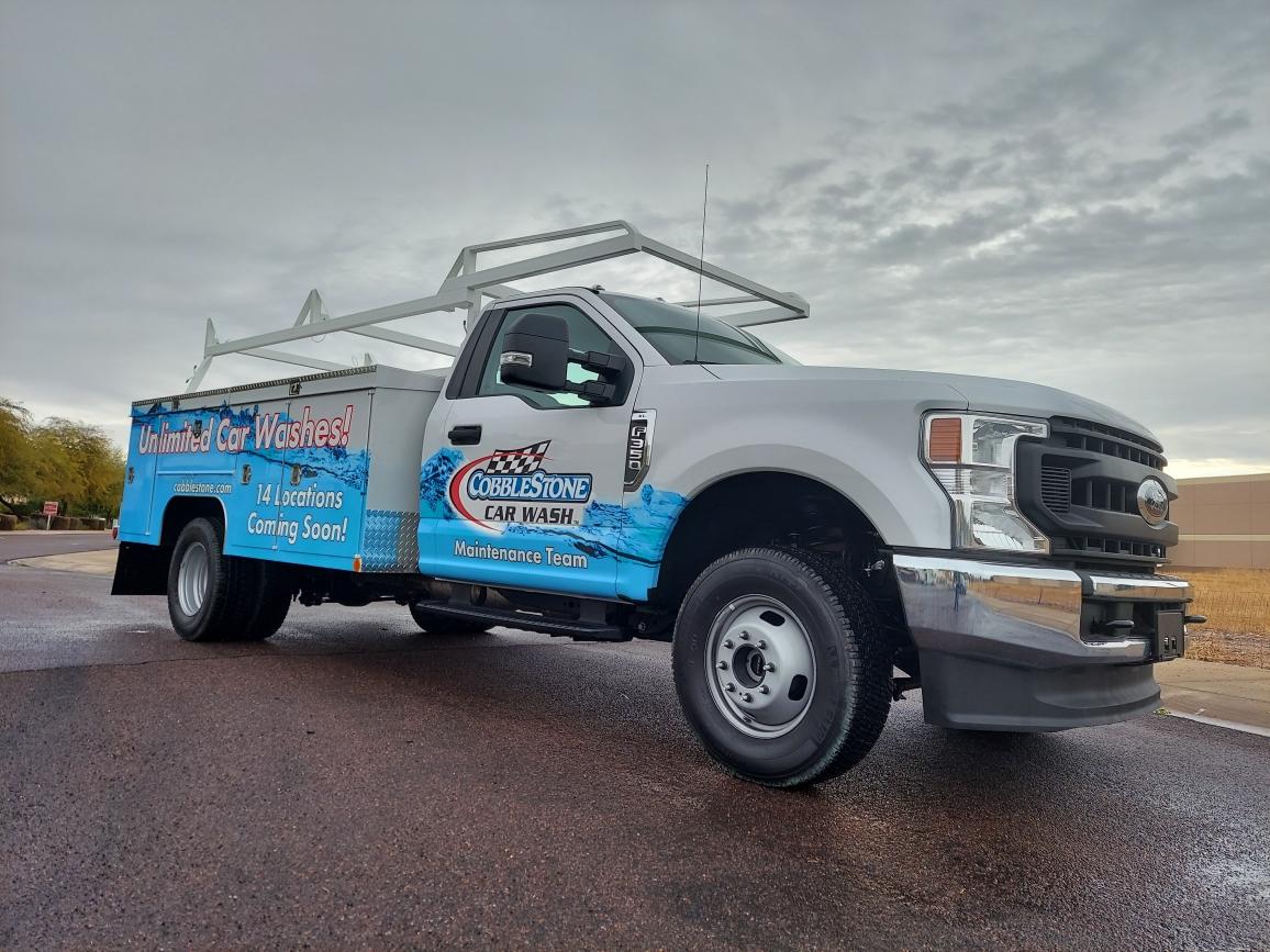 Fleet & Vehicle Wraps
