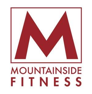 Mountainside Fitness logo