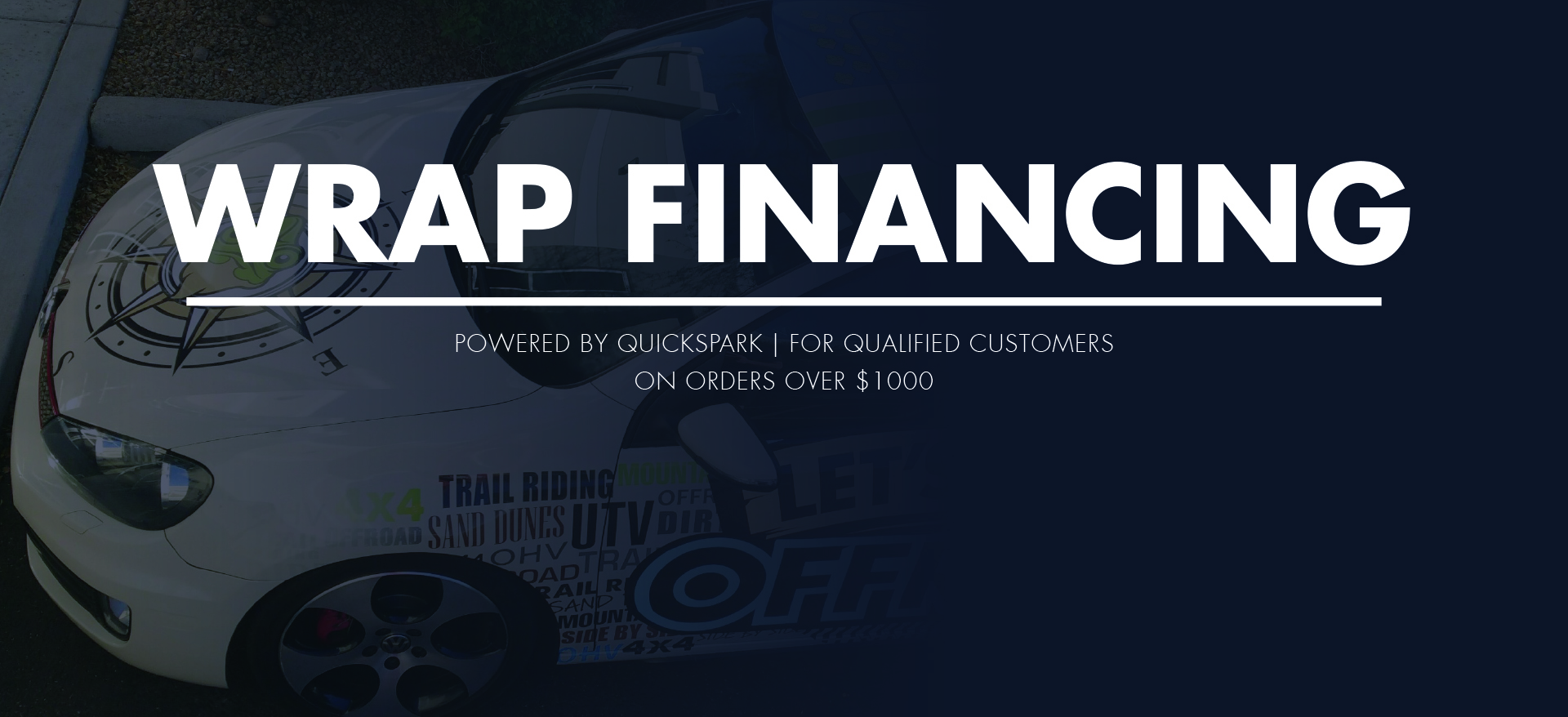 wrap financing